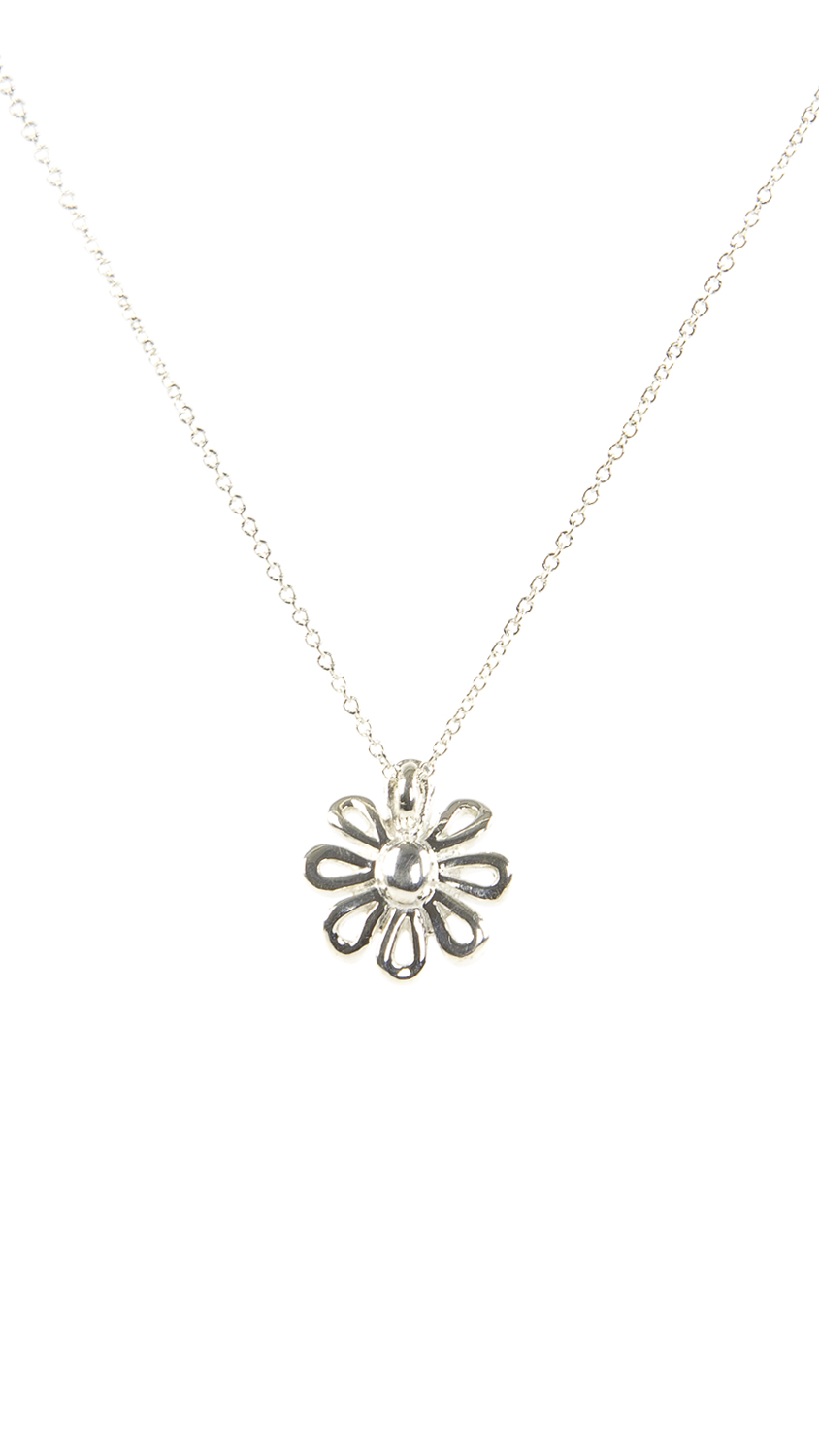 99c4d375d TIFFANY & CO. Women's Paloma Picasso Sterling Silver Daisy Necklace $200 NEW
