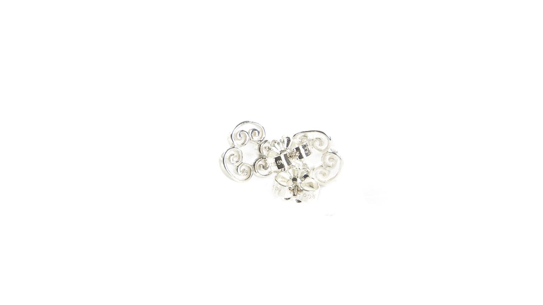 8631e8709 TIFFANY & CO. Women's Paloma Picasso Venezia Goldoni Triplo Earrings $250  NEW