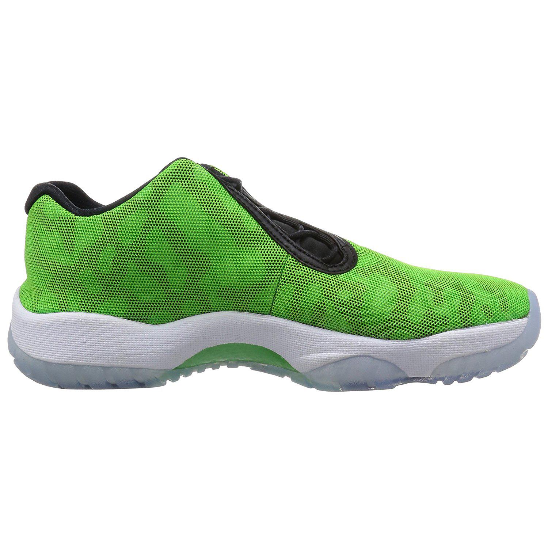 brand new ee0dc fc2f3 JORDAN Men s Green Pulse Air Jordan Furture Low Sneakers 718948 Sz 8  145  NWOB