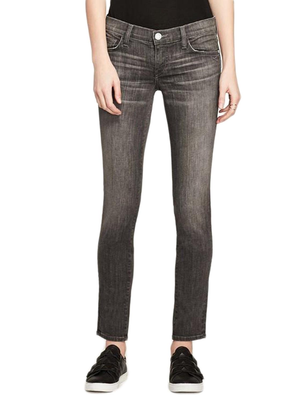REBECCA MINKOFF Women/'s Jane Dark Grey Skinny Jeans U13C5003 $118 NWT