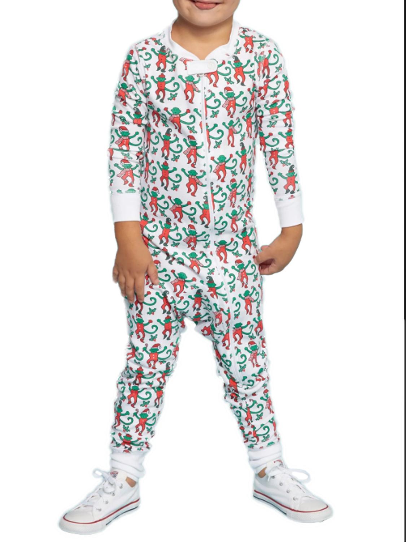 ROBERTA ROLLER RABBIT Kids Kath Pajamas $65 NEW